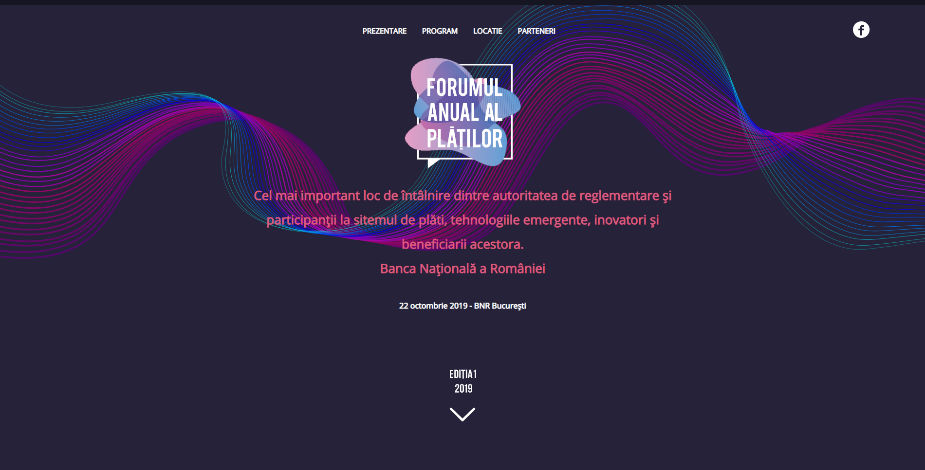Website Forumul Anual al Platilor